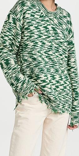 Acne Studios - Frayed Sweater