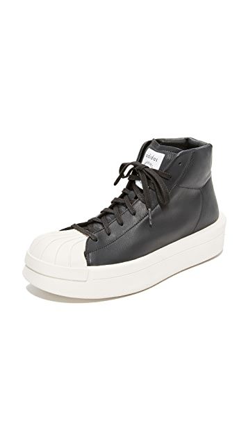 Adidas Rick Owns Mastodon Pro Model II Sneakers