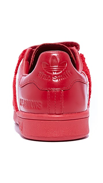 Adidas Raf Simons Stan Smith Comfort Badge Sneakers