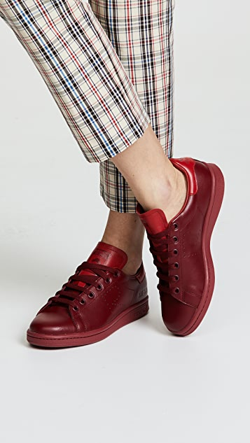 cute differently great fit Raf Simons Stan Smith Sneakers