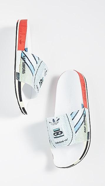 adidas Raf Simons Micro Adilette Slide Sandals