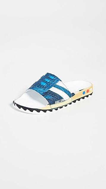 adidas Сандалии без застежки Raf Simons La Adilette