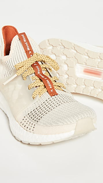 adidas x Wood Wood Ultraboost 19 运动鞋