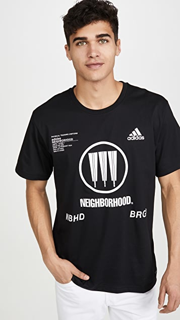 adidas x NBHD SSL Graphic Tee
