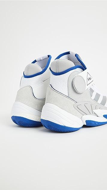 adidas x PHARRELL WILLIAMS Human Made Basketball Sneakers