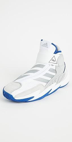 adidas - x PHARRELL WILLIAMS Human Made Basketball Sneakers
