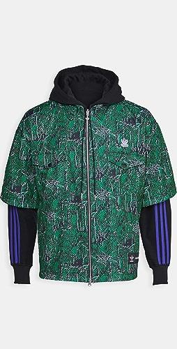 adidas - x SANKUANZ Reversible Shirt Hoodie