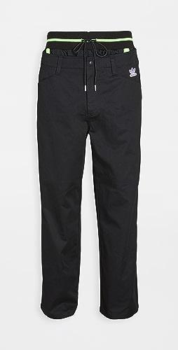 adidas - x SANKUANZ Layered Pants