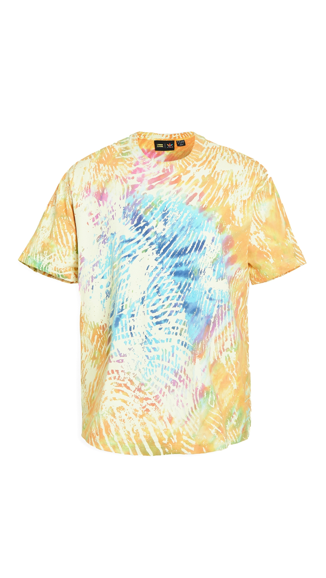 X Pharrell Williams Multicolor BB Tee Shirt