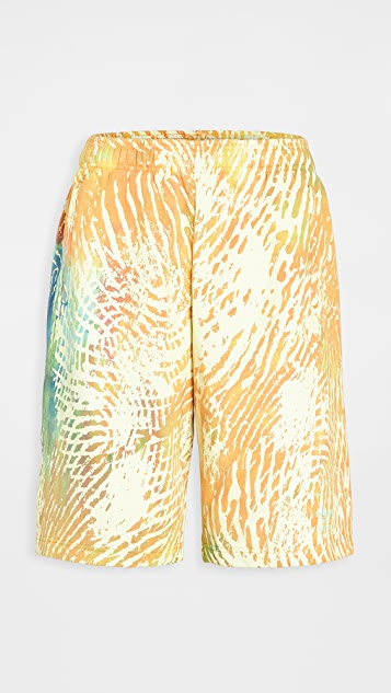 adidas x Pharrell Williams Multicolor BB Shorts