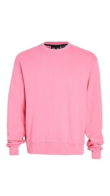adidas x Pharrell Williams Basics Crew Neck Sweatshirt