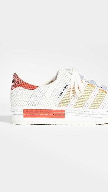 adidas x Craig Green CG Superstar 运动鞋