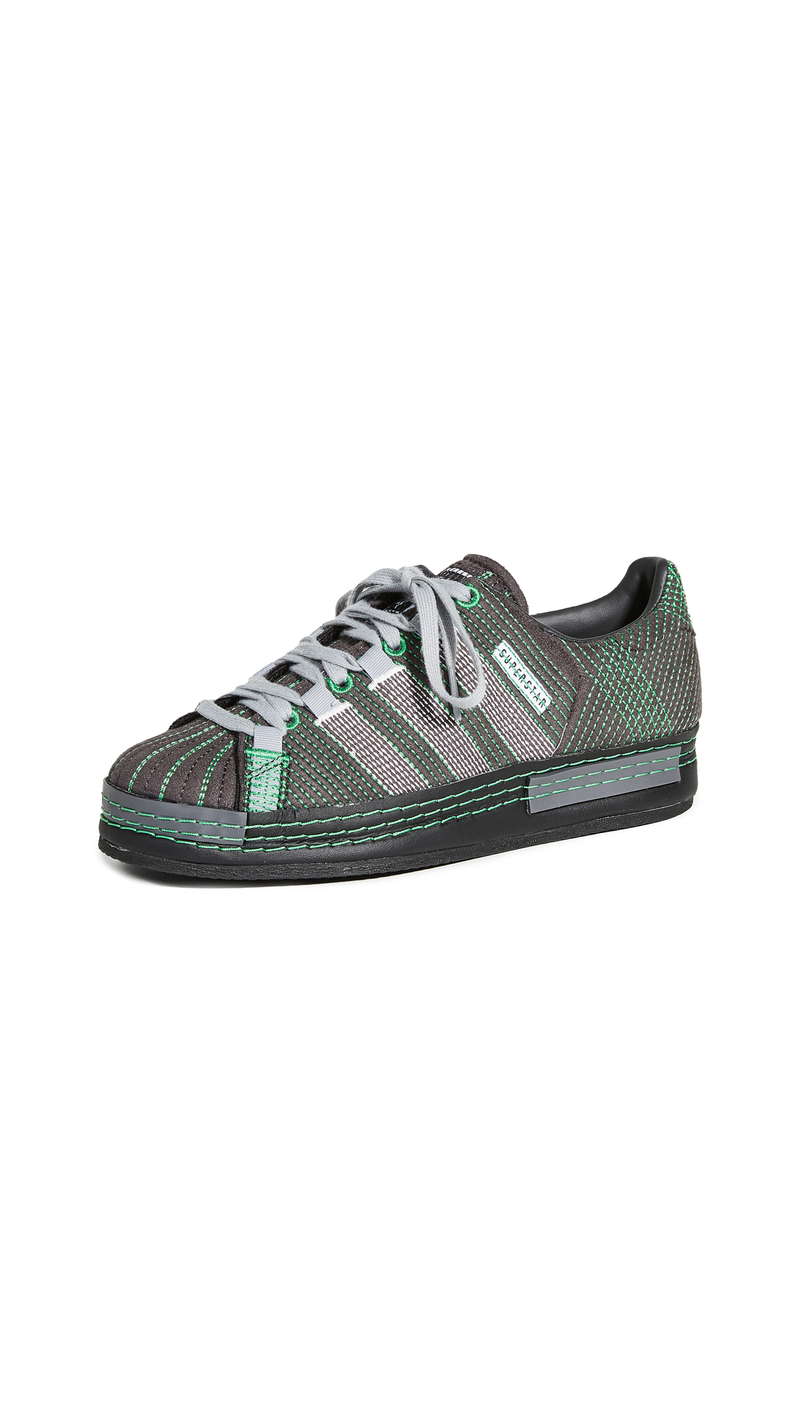Adidas Originals X CRAIG GREEN SUPERSTAR SNEAKERS