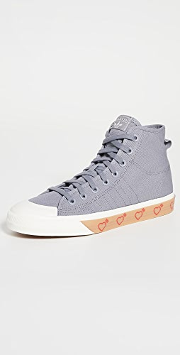 adidas - x Human Made Nizza High Sneakers
