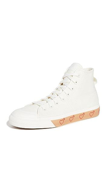 adidas x Human Made Nizza High Sneakers