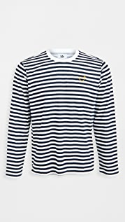 adidas x HUMAN MADE Long Sleeve Striped Tee