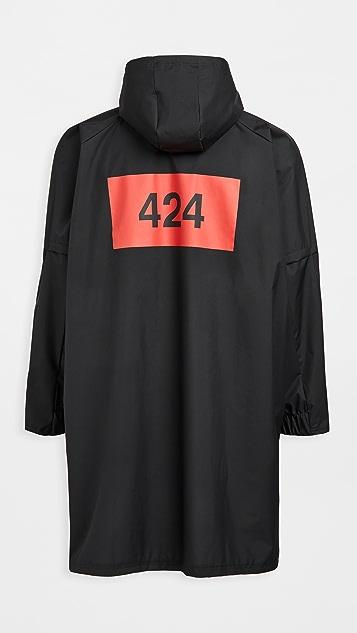adidas AFC x 424 Poncho Pullover