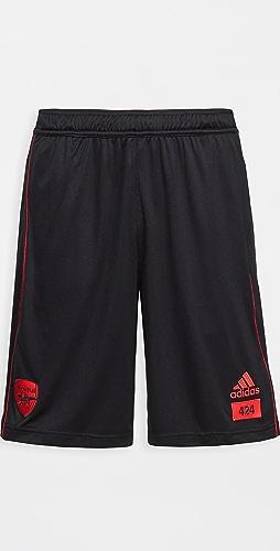 adidas - AFC x 424 Track Shorts