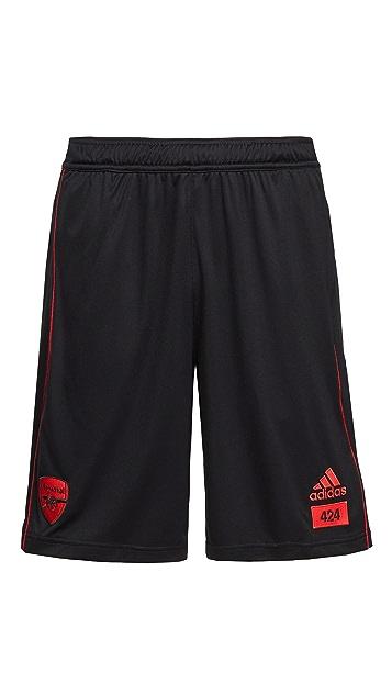 adidas AFC x 424 Track Shorts