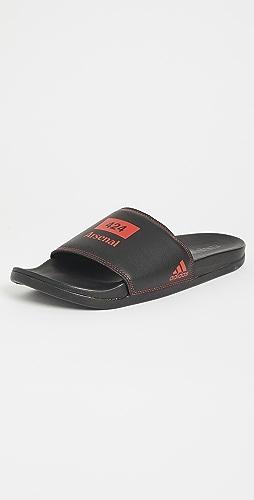 adidas - AFC x 424 Adilete Comfort Sandals