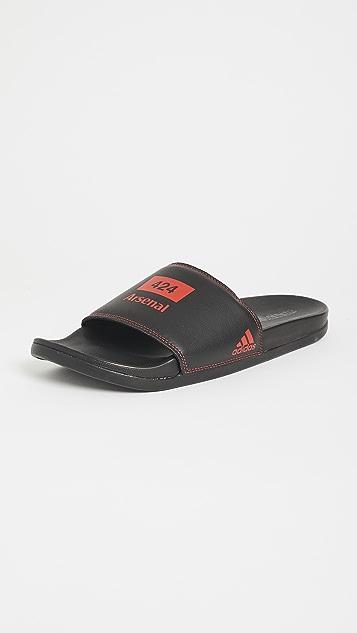 adidas AFC x 424 Adilete Comfort Sandals