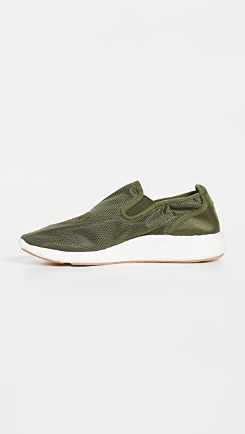 adidas x Human Made Race Slip-On Pure Sneakers