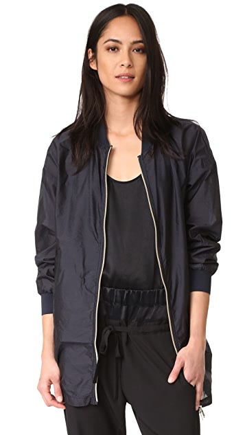 Add Down Unlined Bomber