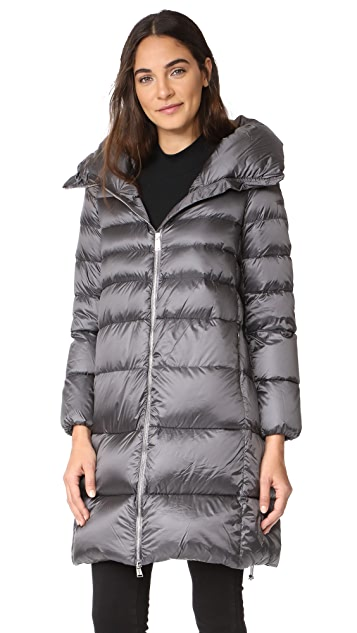 a9906caff79 Add Down Hooded Down Coat | SHOPBOP