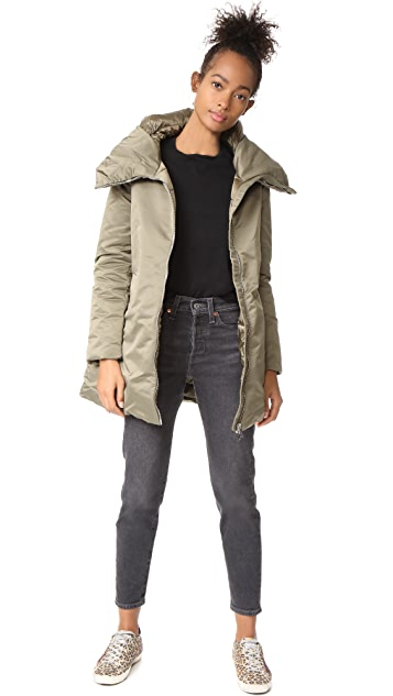 Add Down Hooded Down Parka