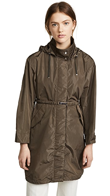 Add Down Nylon Pro Parka