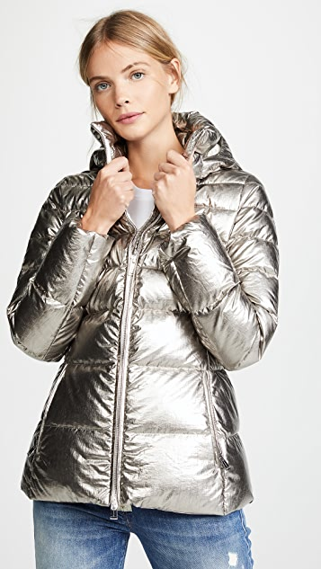 Chrome Down Coat | SHOPBOP
