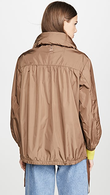 Add Down Hooded Jacket