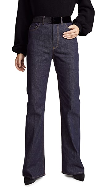 Adeam Bootcut Jeans   SHOPBOP