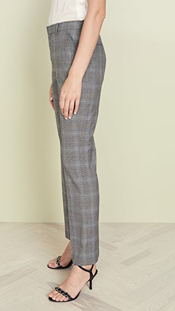 Adeam Tailored Cigarette Pants