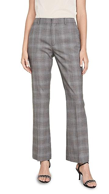 Adeam Идеально скроенные брюки-дудочки