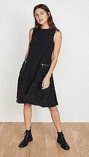 Adeam Sleeveless Workwear Dress