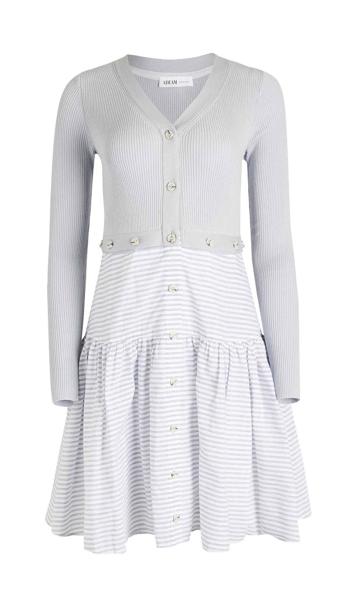 Adeam Convertible Knit Dress