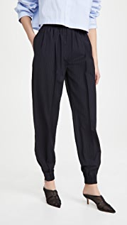 Adeam Pleated Joggers