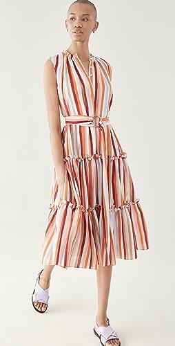 Adeam - Asagao Dress