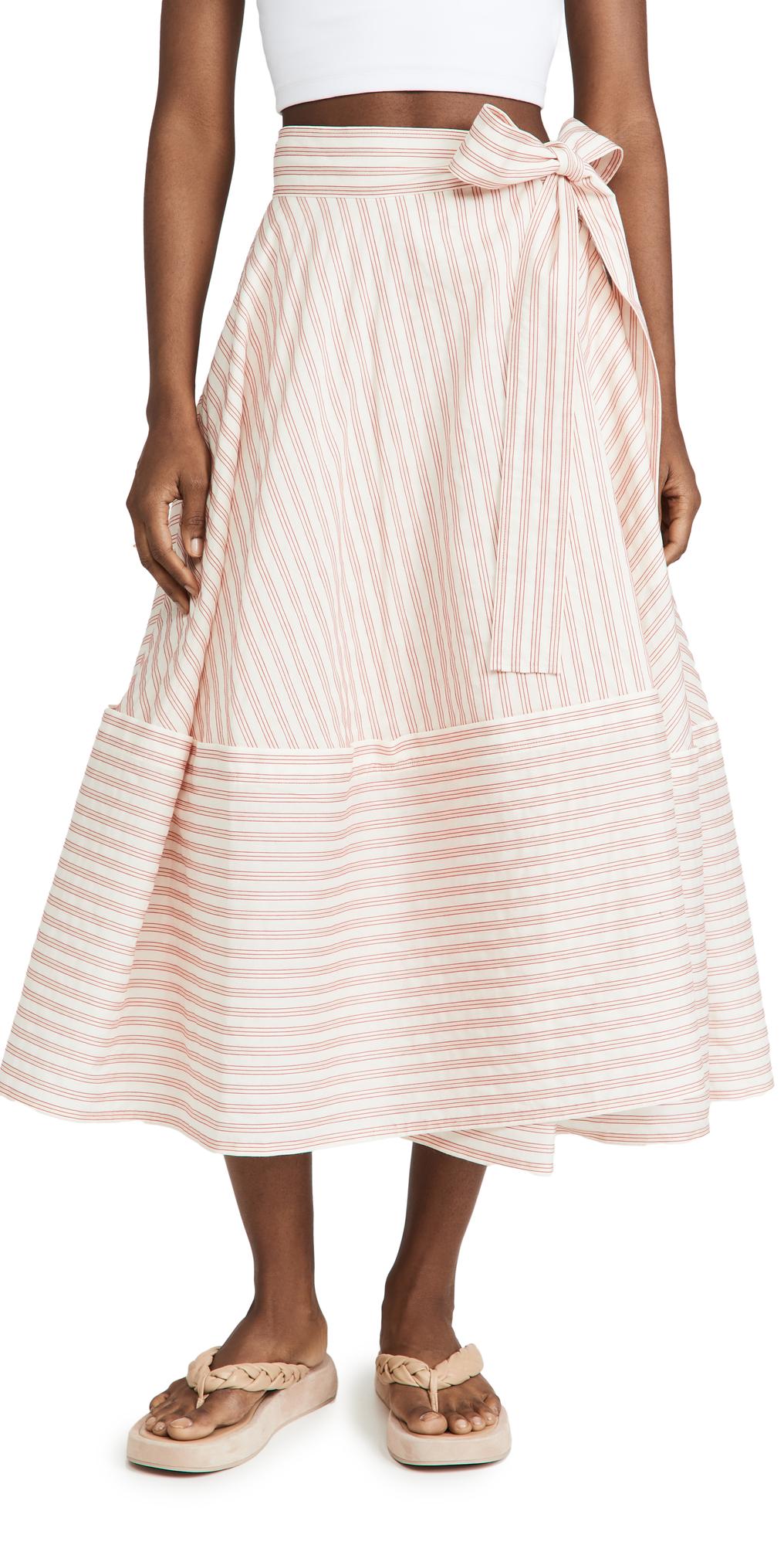 Bellflower Midi Skirt