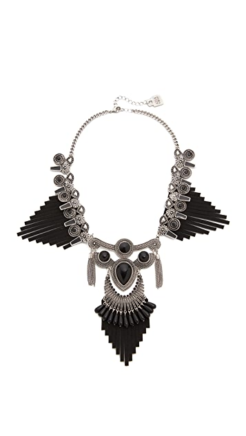 Adia Kibur Brittany Statement Necklace