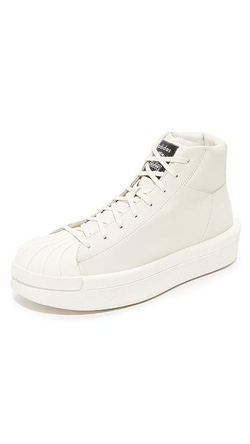 Adidas x Rick Owens Mastodon Pro Model II Sneakers