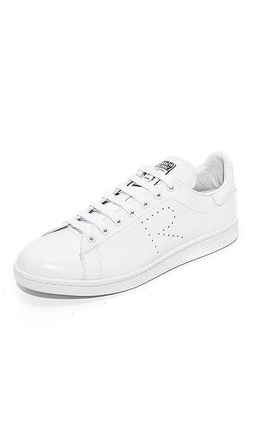 Adidas por Raf Simons Stan Smith zapatillas East Dane codigo de uso ednc18