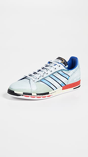 info for 872d3 ac86e adidas by Raf Simons. Micro Stan Sneakers