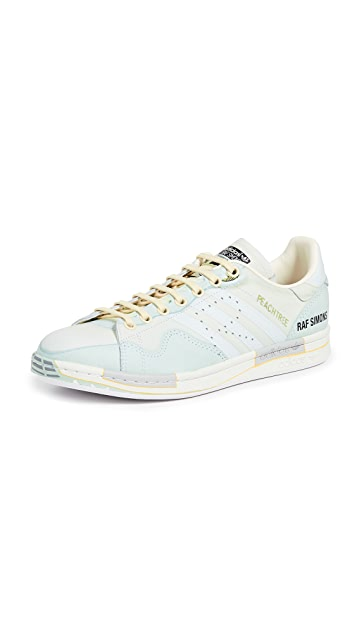 adidas by Raf Simons Peach Stan Sneakers