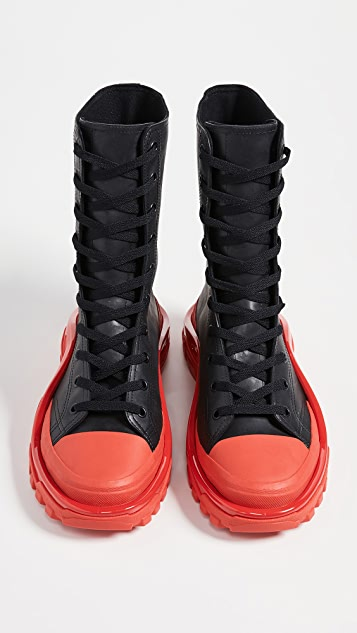adidas by Raf Simons Detroit High Top Runners