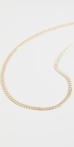 Adina's Jewels - Extra Flat 古巴链条项链