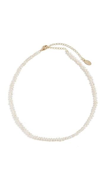 Adina's Jewels 珍珠短项链