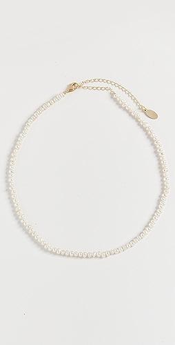 Adina's Jewels - 珍珠短项链