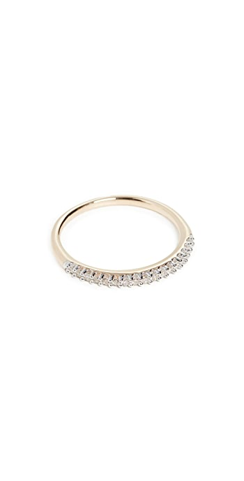 Adina Reyter 14k Pave Band Ring - Gold